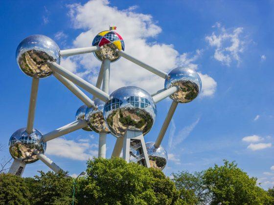 photo de l'Atomium
